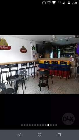 Bar venta en Cali