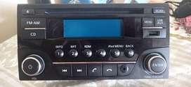 Radio Nissan Versa 2020