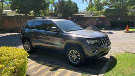 Grand Cherokee limited Hemi