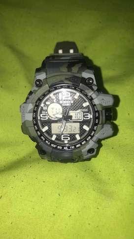 Reloj Casio G-shock Camuflaje