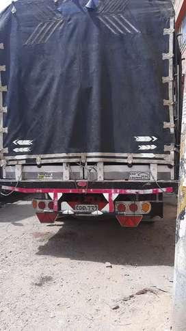 Se vende o se permuta camión jac 2007