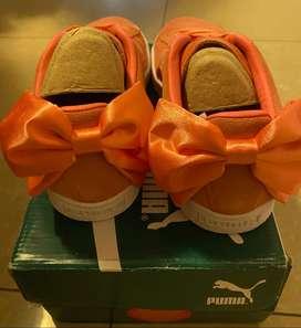 Zapatos PUMA SUEDE BOW ORIGINAL