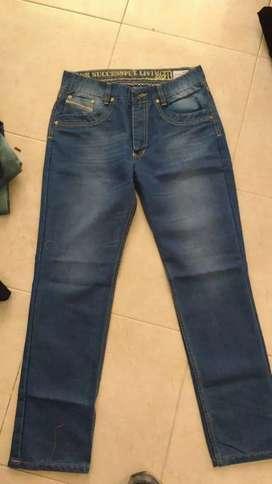 vendo jeans para caballero
