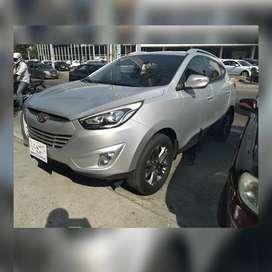 Hyundai Tucson  2015 Mecánica