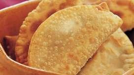 Auxiliar cocina - Elaboracion  Empanadas