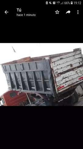 Vendo caja volcadora