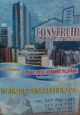 reparaciones locativas mantenimiento mano de obra certificada