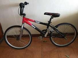 Bicicleta mini JD, BMX, Usada.