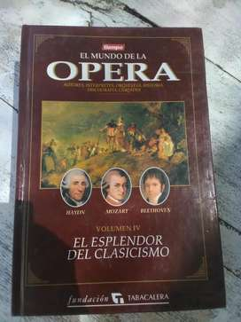 El mundo de la óperaEl esplendor del clasicismo