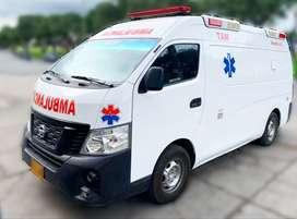 Ambulancia Nissan Urvan NV350 TAM