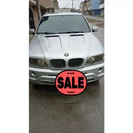 Se Vende BMW X5 Año 2003 Full equipo