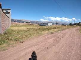 Venta de terreno 430 M2 en la provincia de Anta CUSCO.