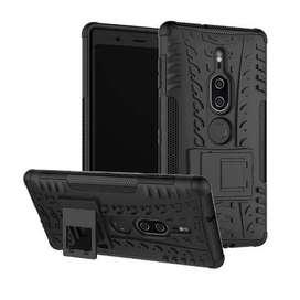 Estuche Protector Antichoque Jkase Sony Xperia Xz2 Premium
