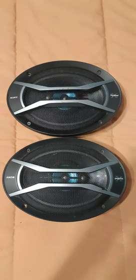 Parlantes 6x9 Sony
