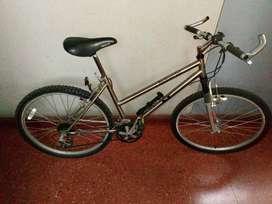Venta de bicicleta Excelente Rodado 26 Excelente