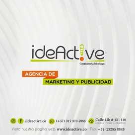 Agencia de marketing y publicidad