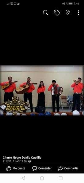 Mariachi Quito show unico las mejores canciones sur norte
