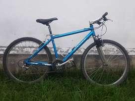 Bicicleta de montaña-cross country