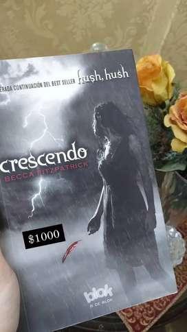 """""""CRESCENDO"""" - Becca Fitzpatrick"""