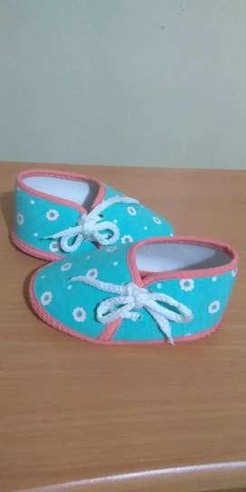 Zapatos bebé talla 6 Meses