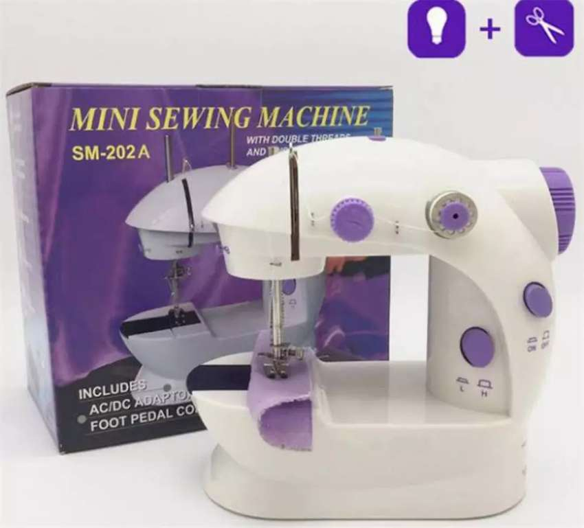 Mini maquina coser original sellada 0