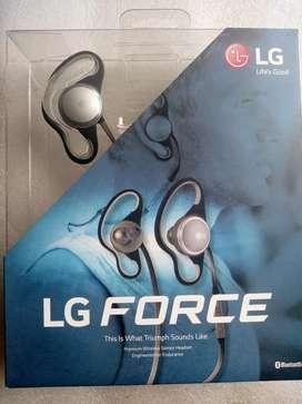 Audífonos LG Force HBS-S80 Bluetooth Original.