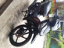 Vendo moto Akt 110 especial 2021 730km
