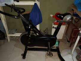 Bicicleta spinning marca olmo