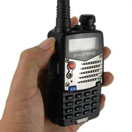 OFERTA Handie Baofeng Uv5r A Radio Doble Banda