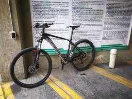 Bicicleta sagitta con deore