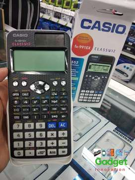 Calculadora Científi graficadora 552 Funciones