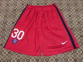 Short futbol rojo psg 30