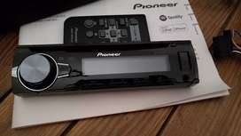 Estereo Pioneer X10 mixtrax USB CD aux android control remoto