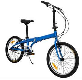 Liquido/Sin uso- bici plegable Philco Yoga 3S rodado 20