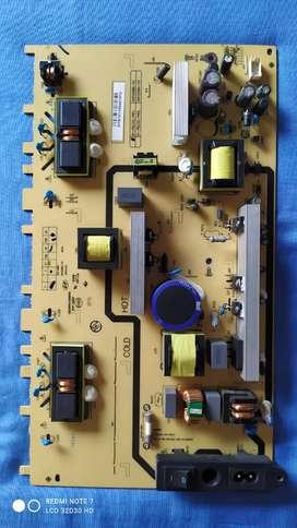 Vendo Tarjeta Fuente Tv Challenger LCD 32D30 HD RSU