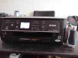 Vendo Impresora Epson Tx560wd Wifi