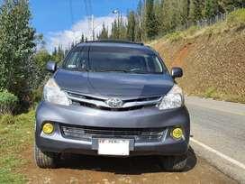 Toyota avanza 2014 (Uso particular)