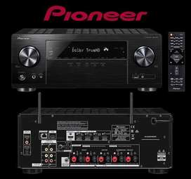Pioneer VSX 832 Reciever Home Theater