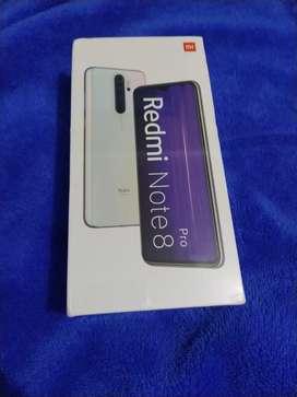 Redmi note 8 pro 128gb nuevo
