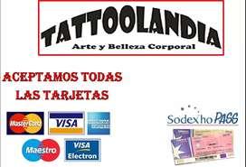 Se requieren tatuadores especializados
