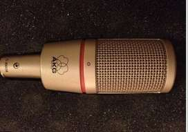 Microfono Akg C2000b Made In Austria