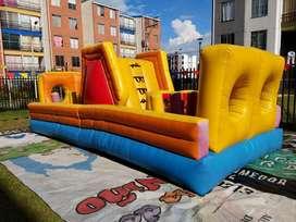 Alquiler de Inflables en Cali Brinca Brinca Piscina de Pelotas Recreacion Infantil 524 0205