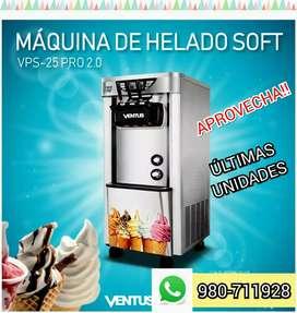 Maquinas de helados soft