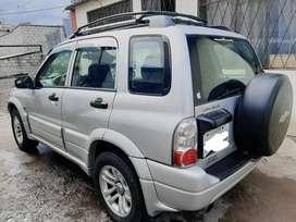 Chevrolet Grand Vitara 5P-2011