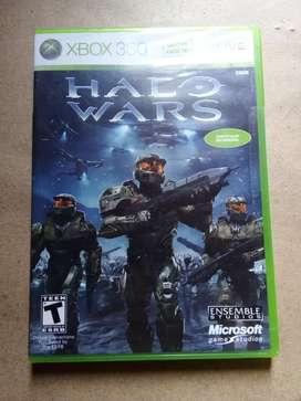 Halo wars ( para xbox 360) Nuevo.sellado