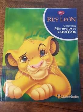 Libro de Cuentos: El Rey León