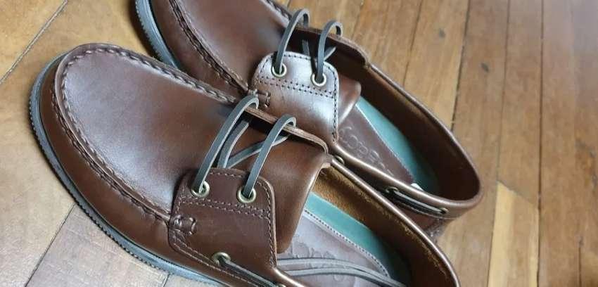 Zapatos Nauticos Legacy Talle 39