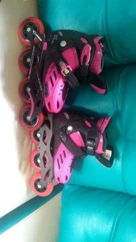 Se vende patines semi profesionales