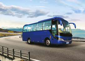 Bus Yutong de 35 asientos para Transporte de Personal