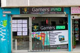 Venta de local gamers - café Internet
